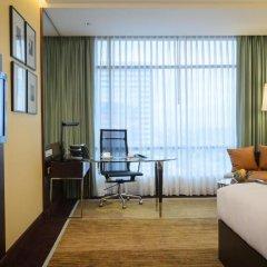 Отель AETAS lumpini 5* Номер Делюкс с различными типами кроватей фото 4