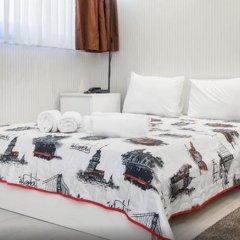 Отель Defne Suites Представительский люкс с различными типами кроватей фото 20