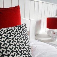 Hostel Cruz Vermelha Стандартный номер разные типы кроватей фото 9