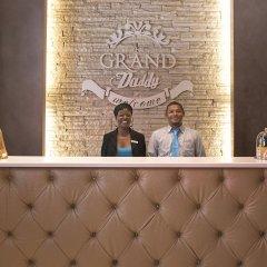 Отель The Grand Daddy Южная Африка, Кейптаун - отзывы, цены и фото номеров - забронировать отель The Grand Daddy онлайн интерьер отеля фото 2