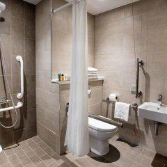 Отель Hilton Edinburgh Carlton 4* Номер Делюкс с разными типами кроватей фото 5
