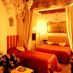 Hotel San Luca Venezia 3* Улучшенные апартаменты с различными типами кроватей фото 8