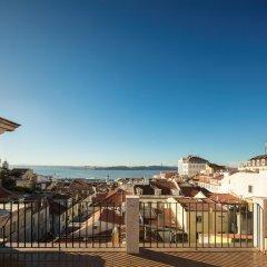 Отель Palácio Camões - Lisbon Serviced Apartments Португалия, Лиссабон - отзывы, цены и фото номеров - забронировать отель Palácio Camões - Lisbon Serviced Apartments онлайн пляж фото 2