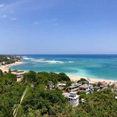 Отель Dunes Unawatuna Hotel Шри-Ланка, Унаватуна - отзывы, цены и фото номеров - забронировать отель Dunes Unawatuna Hotel онлайн пляж
