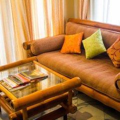 Отель Railay Bay Resort and Spa 4* Коттедж Делюкс с различными типами кроватей фото 8