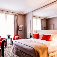 Prince de Galles, a Luxury Collection hotel, Paris комната для гостей фото 3