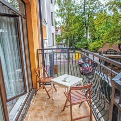 Апартаменты Элиза балкон