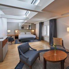 Отель Hilton Cologne 4* Стандартный номер фото 5