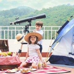Отель Grand Coloane Resort 4* Номер категории Премиум с различными типами кроватей фото 4