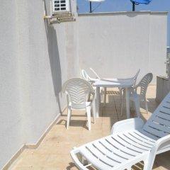 Отель Sun City Apartments Болгария, Солнечный берег - отзывы, цены и фото номеров - забронировать отель Sun City Apartments онлайн балкон