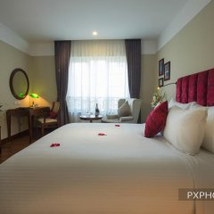 Hanoi La Siesta Hotel & Spa 4* Номер Делюкс с различными типами кроватей фото 2