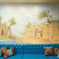 Мини-отель Бархат Представительский люкс разные типы кроватей фото 11