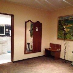 Academy Dnepropetrovsk Hotel 4* Люкс с различными типами кроватей фото 5