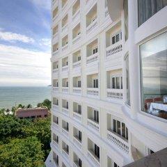 Nha Trang Palace Hotel пляж фото 2