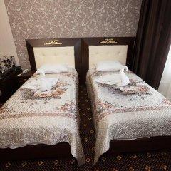 Гостиница Кристалл Палас 3* Номер Комфорт с 2 отдельными кроватями фото 4