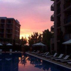 Отель Cascadas 7 Studio Болгария, Солнечный берег - отзывы, цены и фото номеров - забронировать отель Cascadas 7 Studio онлайн фото 12