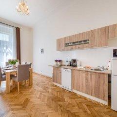 Апартаменты Apartments 39 Wenceslas Square Улучшенные апартаменты с различными типами кроватей фото 8