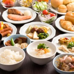 Отель Dormy Inn Nagasaki Hot Spring Нагасаки питание