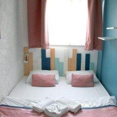 AlaDeniz Hotel 2* Номер Делюкс с различными типами кроватей фото 28