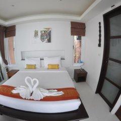 Отель Baan Khao Hua Jook 3* Вилла с различными типами кроватей фото 14