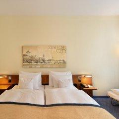 Hotel Glärnischhof 4* Стандартный номер фото 2