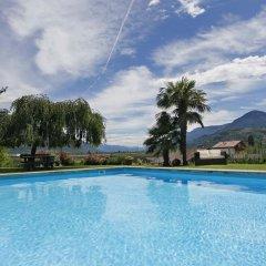 Отель und Residence Johanneshof Италия, Чермес - отзывы, цены и фото номеров - забронировать отель und Residence Johanneshof онлайн бассейн