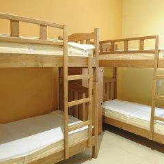 Хостел Anchi Кровать в общем номере с двухъярусной кроватью фото 6