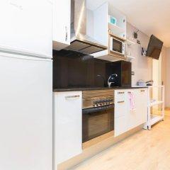 Апартаменты AinB Sagrada Familia Apartments Студия с различными типами кроватей фото 3