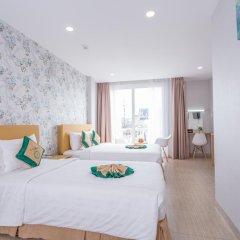 Camila Hotel 3* Номер Делюкс с различными типами кроватей фото 2