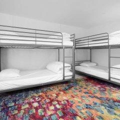 HighRoad Hostel DC Кровать в женском общем номере с двухъярусной кроватью фото 11