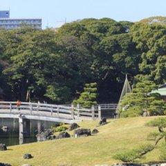 Отель Celestine Hotel Япония, Токио - 1 отзыв об отеле, цены и фото номеров - забронировать отель Celestine Hotel онлайн приотельная территория