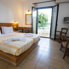 Отель Anastasia Hotel Греция, Малия - отзывы, цены и фото номеров - забронировать отель Anastasia Hotel онлайн комната для гостей фото 5