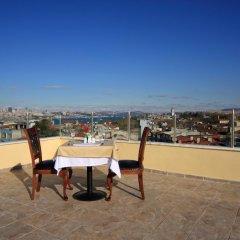 Aldem Boutique Hotel Istanbul Турция, Стамбул - 9 отзывов об отеле, цены и фото номеров - забронировать отель Aldem Boutique Hotel Istanbul онлайн балкон