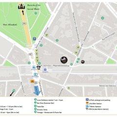 Отель Brussel Hello Hostel Бельгия, Брюссель - отзывы, цены и фото номеров - забронировать отель Brussel Hello Hostel онлайн спортивное сооружение
