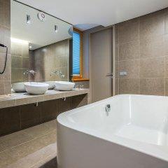 Отель TonyResort Литва, Тракай - отзывы, цены и фото номеров - забронировать отель TonyResort онлайн ванная