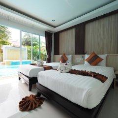 Отель Lanta Fevrier Resort 2* Номер Делюкс с различными типами кроватей фото 4