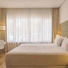 Отель NH Lisboa Campo Grande Стандартный номер с различными типами кроватей фото 4
