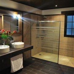 Отель Villa El Valle Испания, Пахара - отзывы, цены и фото номеров - забронировать отель Villa El Valle онлайн ванная фото 2