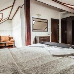 Мини-Отель Внучка Стандартный номер с двуспальной кроватью фото 10