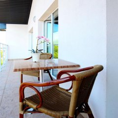 Apart Hotel Tomo Рига балкон