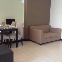 Отель Demeter Residence Suites Bangkok Бангкок удобства в номере