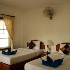 Отель Marina Beach Resort 3* Бунгало с различными типами кроватей фото 5