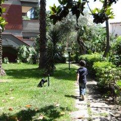 Отель Homeonsea Джардини Наксос приотельная территория фото 2