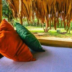 Отель Back of Beyond - Safari Lodge Yala 3* Бунгало с различными типами кроватей фото 21