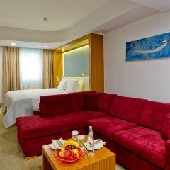 Отель Divan Istanbul City 4* Улучшенный номер с различными типами кроватей