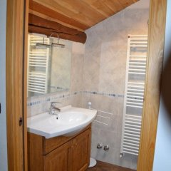 Отель Lo Coppa Fen Аоста ванная фото 2