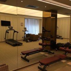 Отель Fu Kai Сиань фитнесс-зал фото 3