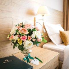 Гостиница Малахит 3* Стандартный номер с разными типами кроватей фото 22