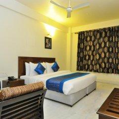 Отель Shanti Villa 3* Представительский номер с различными типами кроватей фото 11