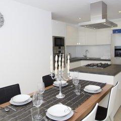 Апартаменты Luxury Apartment Split в номере фото 2